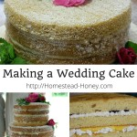 Making a Wedding Cake: Part One – Planning
