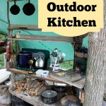 A Homestead Outdoor Kitchen