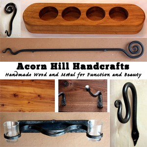 Acorn Hill Handcrafts on Etsy | https://www.etsy.com/shop/AcornHillHandcrafts