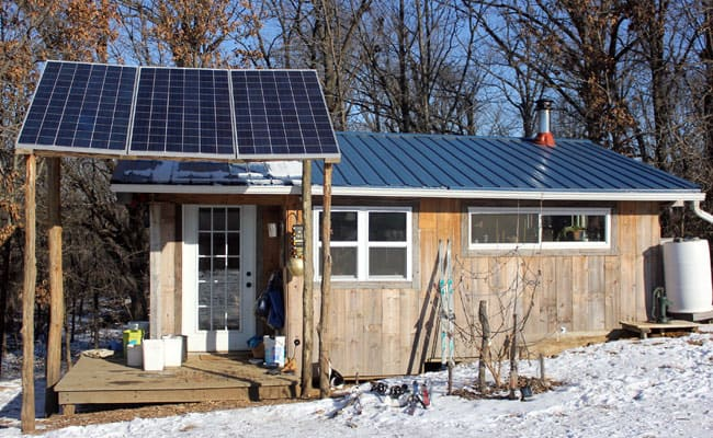 Installing a Homestead Solar Electric System