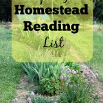 Spring Homestead Reading List
