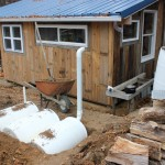 Building a Tiny Home :: Winter Water