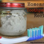Make Your Own Homemade Toothpaste