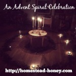 An Advent Spiral Celebration