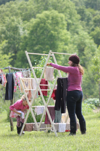 The Homesteader Drying Rack, from Homestead-store.com | Homestead Honey