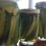 Three Lactofermented Pickle Recipes