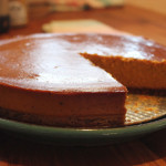 Winter Squash Cheesecake Recipe