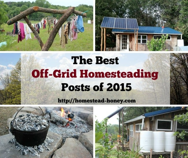 The very best in off-grid homesteading inspiration | Homestead Honey