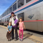 Train Travel with Kids (on a Homesteader's Budget)