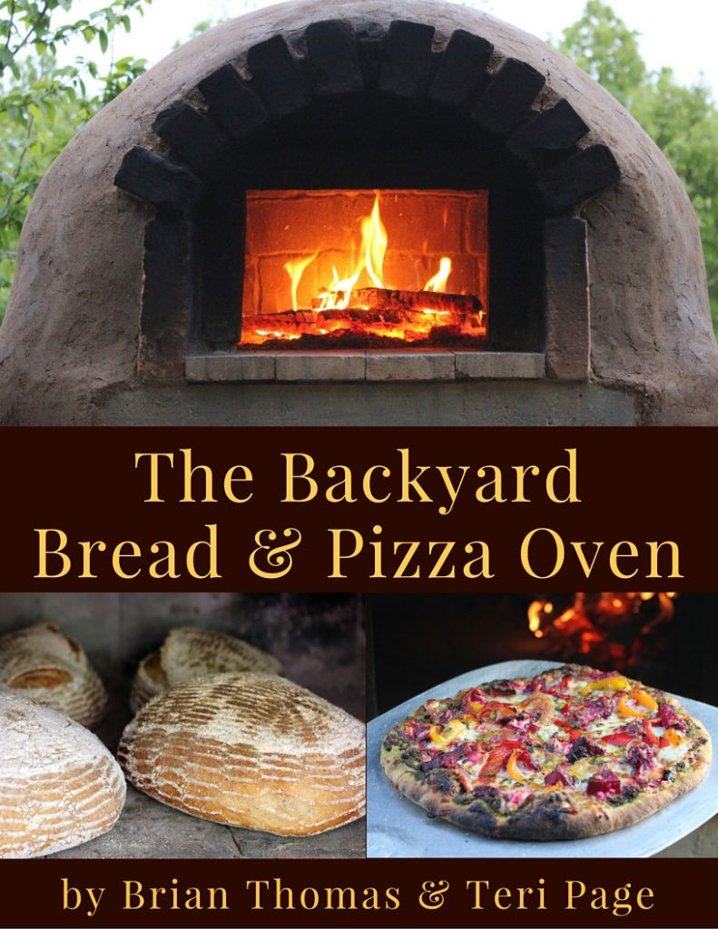 the backyard bread u0026 pizza oven a step by step guide to building your own