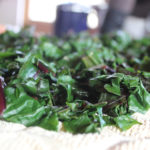 How to Preserve Beet Greens