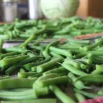 How to Blanche and Freeze Fresh Green Beans