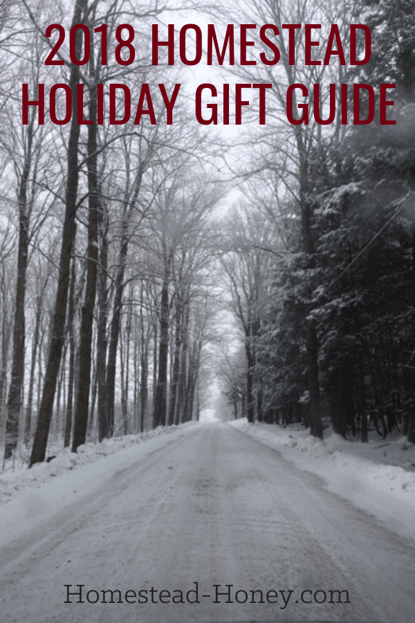 homestead holiday gift guide