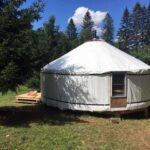 Building a Yurt for our Off the Grid Homestead in Vermont